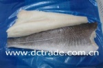 Atlantic cod fillet