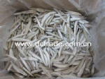 Frozen smelt fish